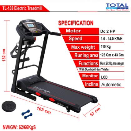 TL-138-Treadmill-Listrik